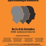 1º Colóquio Internacional de Epistemologia Analítica