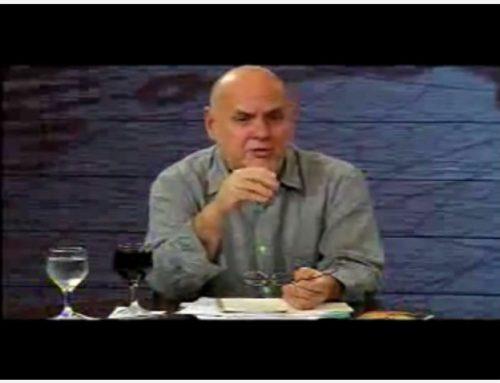 """TV Filosofia – Renato Lessa – """"Crenças e configuração do mundo real"""""""