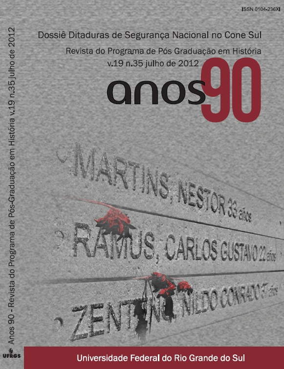 Revista Anos 90 (PPGH/UFRGS)