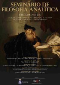Seminário de Filosofia Analítica - UFBA