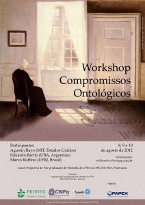 Workshop: Compromissos Ontológicos